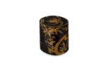 Galerie Tiago Paris Art du Japon Boîte à pique-nique laque noir et or Meiji