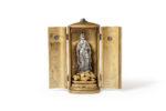 Galerie Tiago Paris Art du Japon Butsudan Autel bouddhique portatif Edo