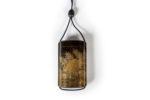 Galerie Tiago Paris Art du Japon Inro grues laque boîte à médicaments Meiji