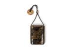 Galerie Tiago Paris Art du Japon Inro dragon laque boîte à médicaments Edo