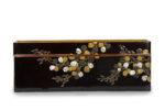 Galerie Tiago Paris Art du Japon Ryoshibako laque Edo