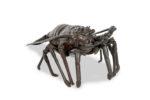 Galerie Tiago Paris Art du Japon Langouste articulée en bronze Meiji