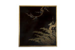 Galerie Tiago Paris Art du Japon Suzuribako laque Meiji