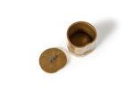 Galerie Tiago Paris Art du Japon Natsume boite à thé laque or Edo